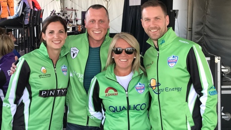 Cash before gold: Canadian Olympic curling champions play for $200K
