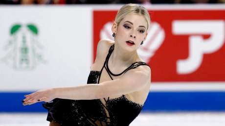 U.S. skating star Gracie Gold taking time off, seeking 'professional help'