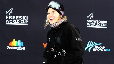 Cassie Sharpe has golden start to World Cup freeski season