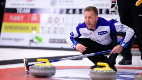 Gushue defeats Howard in opening draw of Tour Challenge