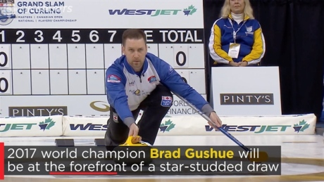 What to expect at The Pinty's Grand Slam of Curling