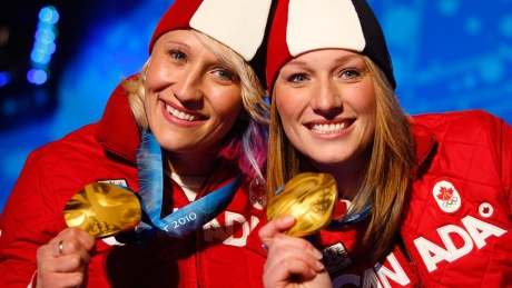 2-time Olympic gold medallist Heather Moyse making bobsleigh comeback