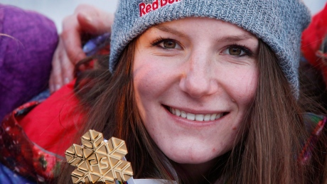 Kaya Turski announces her retirement from freestyle skiing