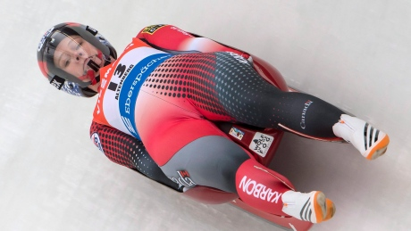 Calgary's Alex Gough wins 9th national luge title