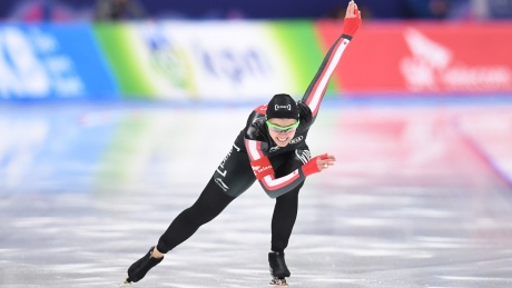 Canada's speed skaters strive to live up to Olympic legacy