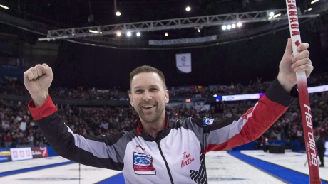 Brad Gushue defeats defending champ to take curling Masters title