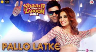 Pallo Latke Song by Raees