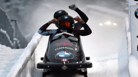 Golden start for Kaillie Humphries, Melissa Lotholz at bobsleigh World Cup