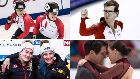 Olympic sports roundup: Canadians strike gold on the path to Pyeongchang