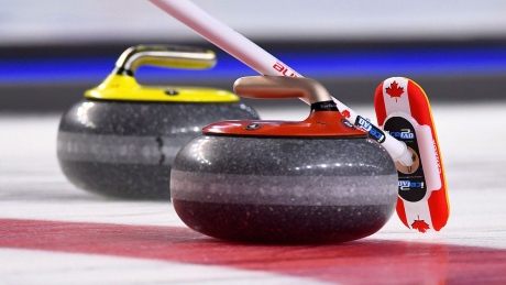 Watch the Canadian mixed curling championship