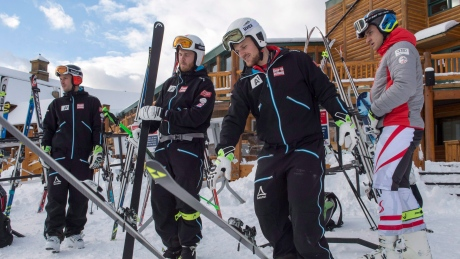 Lake Louise alpine training run cancelled for 2nd-straight day