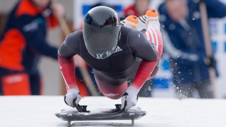 Jane Channell captures silver at skeleton World Cup