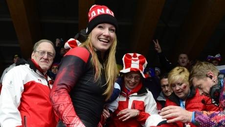 Heather Moyse takes big step in bobsleigh comeback