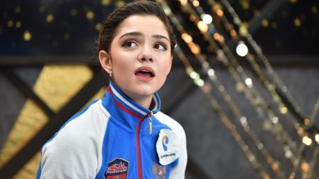 Russian figure skater Medvedeva to address IOC on doping
