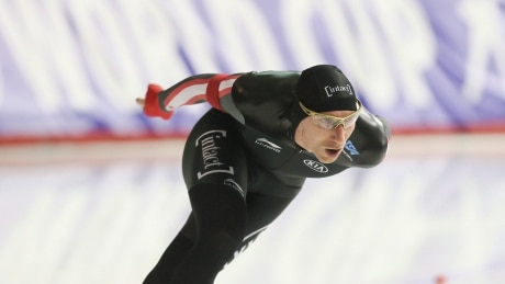 Canadian speed skater Bloemen breaks decade-old world record in men's 5,000