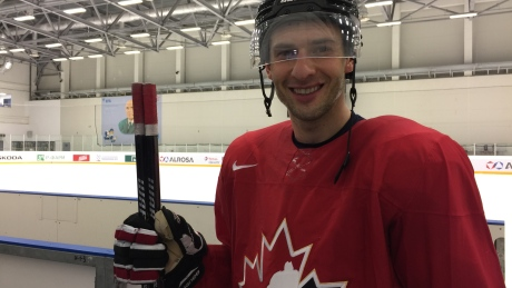 Wolski nets winner as Canada beats South Korea at Channel One Cup