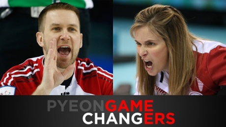 PyeongChangers | Mixed Doubles Curling Ups Medal Potential