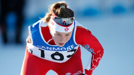 Emily Young wins bronze in 10-km pursuit at Para-nordic World Cup