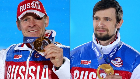 Bobsleigh panel says Russia's Zubkov, Tretiakov shouldn't be suspended