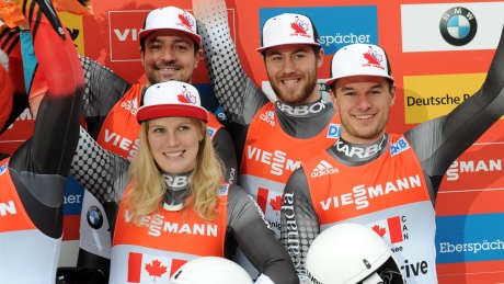 Canada to gain luge bronze from Sochi Olympics due to Russian doping