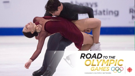 Road to the Olympic Games: Grand Prix of Figure Skating Final