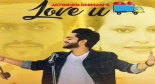 Love U Lyrics – Jatinder Dhiman