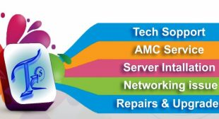 Tech Computer Solutions | Tech Support | Computer AMC Service | Hardware | Networking