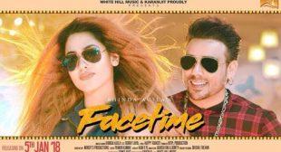 Facetime Lyrics – Bhinda Aujla