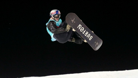 Big air snowboarding looks to thrill in Olympics debut