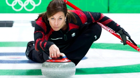 Cheryl Bernard is Olympic-bound with Team Homan — and here's why