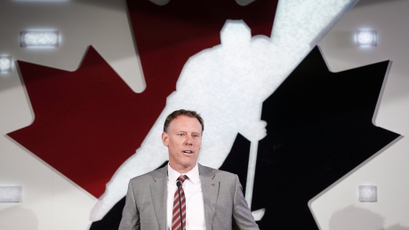 Canada's men's Olympic hockey team to be named Thursday