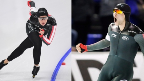 Ivanie Blondin, Vincent De Haitre prepare for another shot at Olympic glory