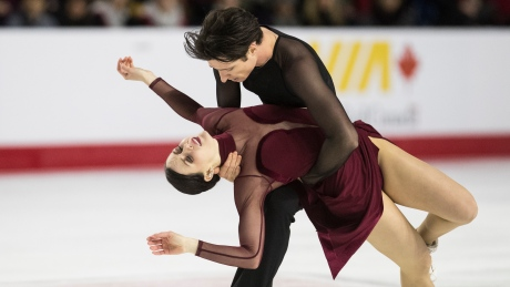 Virtue, Moir capture 8th Canadian ice dance title with immaculate performance