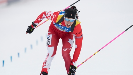 Rosanna Crawford shoots clean to a 4th place finish in World Cup biathlon