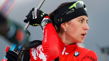 Rosanna Crawford headlines Canadian Olympic biathlon team