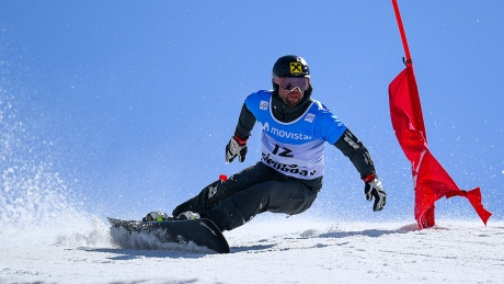 Watch World Cup snowboarding from Bulgaria