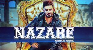 Nazare Lyrics – Resham Anmol | Gupz Sehra