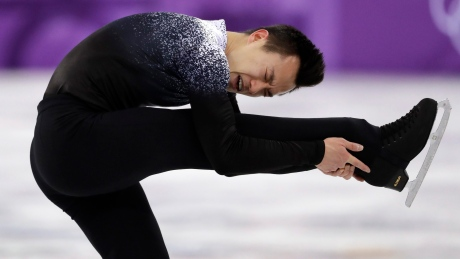 Canada can improve despite leading figure skating team event