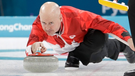 Skip Kevin Koe, Canada hang on to beat Great Britain