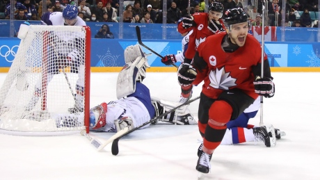 Canadians earn a rest, but face tough path in Olympic hockey knockout stage