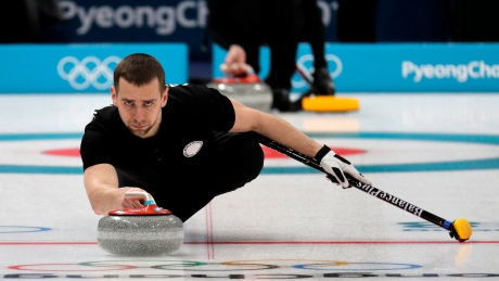 Russian mixed doubles curling medallist denies doping