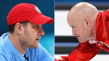 Canada-U.S. rivalry hits the curling ice