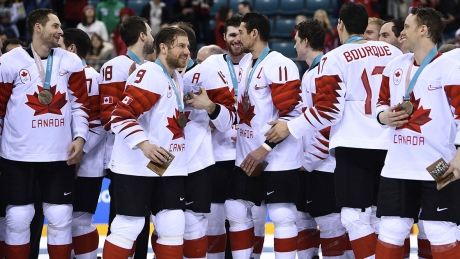 Gutsy Canadian men's hockey team was easy to cheer for
