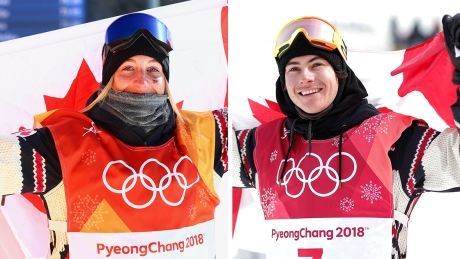 Surprise medals bode well for Canada's snowboard future