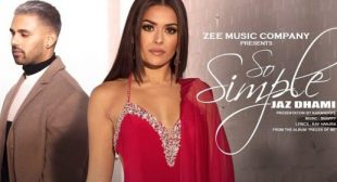 So Simple Song Lyrics Lyrics – Jaz Dhami