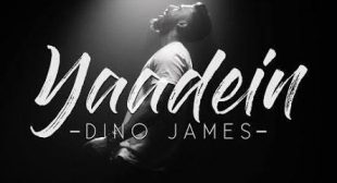 Tujhe Meri Yaadein Lyrics – Dino James