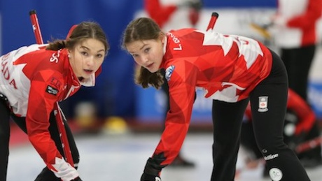 Canada's Kaitlyn Jones clinches semifinal berth at world junior curling championships