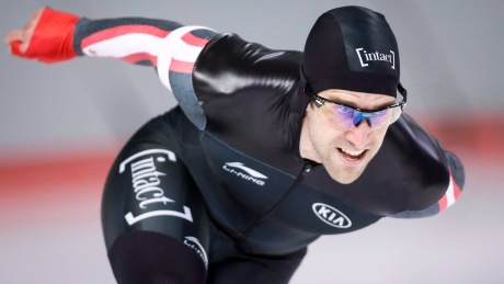 Canada's Gelinas-Beaulieu sits 11th at World Allround speed skating championships