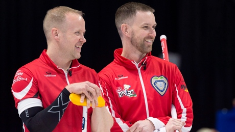 All work and no play makes the Brier and curling unique