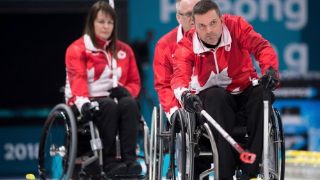 Canada to face China in wheelchair curling semifinals